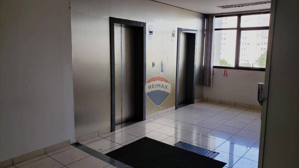 sala para alugar, no ed centrus tower, com 450 m² - andar corporativo - miguel sutil - duque de caxias i - cuiabá/mt - sa0113