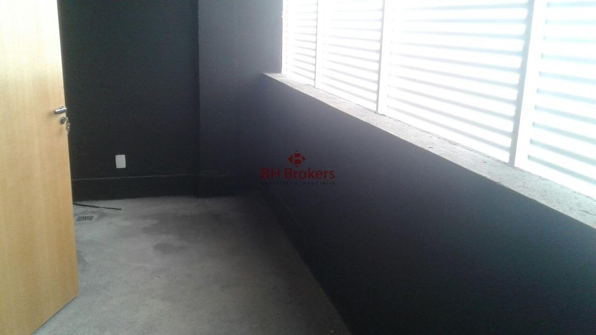 sala para alugar no estoril em belo horizonte/mg - 13456