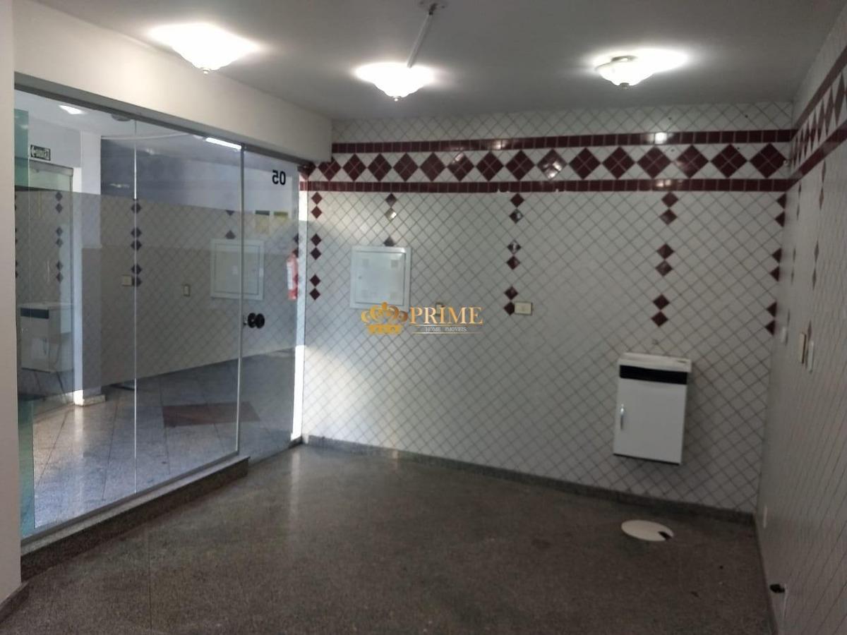 sala para aluguel em centro - sa004897