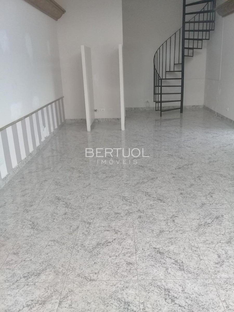 sala para aluguel em centro - sa005496