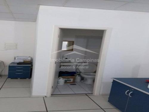 sala para aluguel em loteamento center santa genebra - sa001839