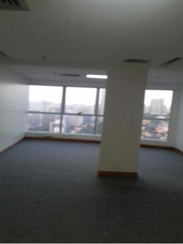 sala para aluguel no mundo plaza com 128,00 m2 - sfl182 - 34282147