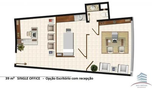 sala para aluguel no tirol business center