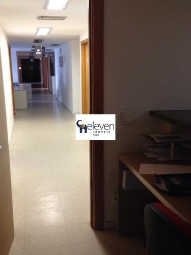 sala para locação caminho das árvores, salvador com: 300 m². boulervard side. - sa00032 - 32211840
