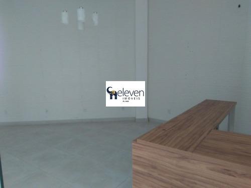 sala para locação costa azul, salvador 1 sala, 1 banheiro 79,53 m². - sa00024 - 32181039
