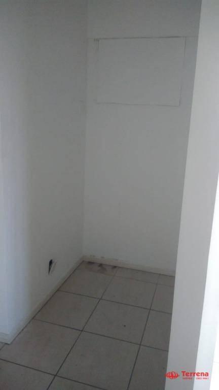 sala para locação e venda, 57 m² - centro - blumenau/sc - sa0104