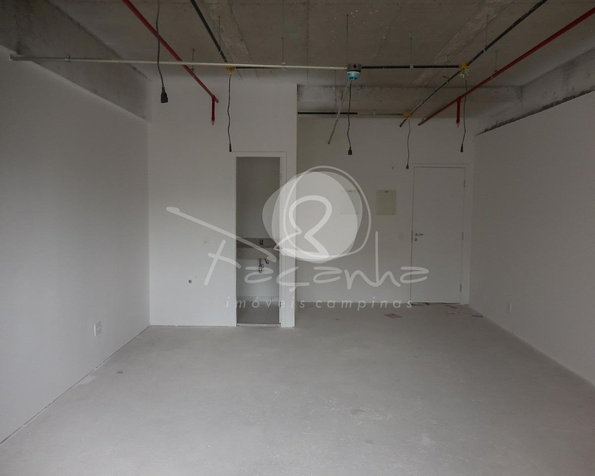 sala para locação no easy office em campinas - sa00132 - 4954471