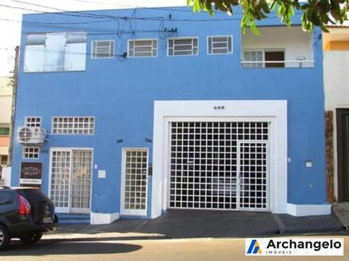 sala para locação - parque industrial lagoinha - sa00016 - 2840924