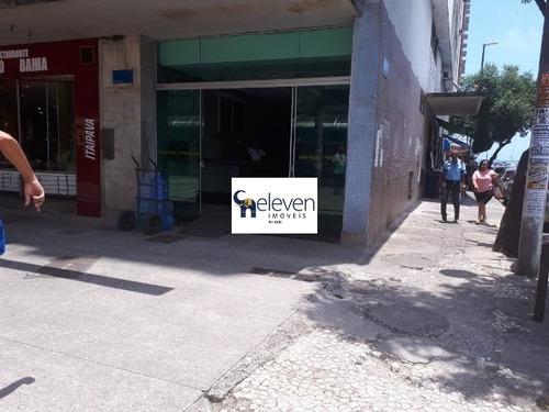 sala para venda comércio, salvador 600,00 útil, 600,00 total  r$ 850.000,00 - sa00107 - 33258051