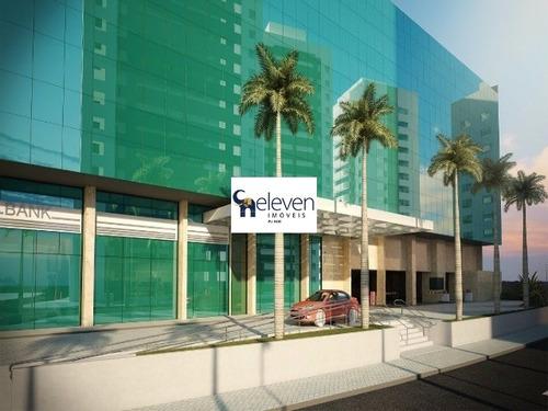 sala para venda costa azul, salvador r$ 345.000,00. sendo 1 sala de 37,05 m². - tjn2021 - 4577643