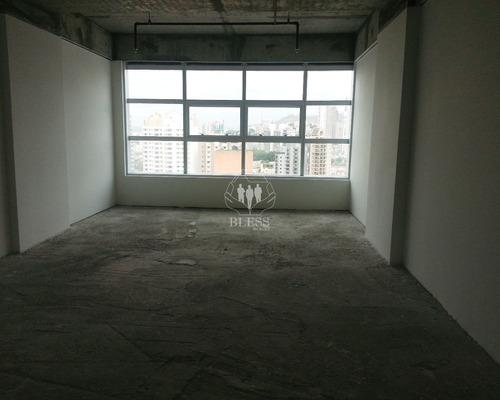 sala para venda e locação chácara urbana, jundiaí 1 sala, 1 banheiro, 1 vaga 44,71 útil sala no contra piso, quitada e disponível para financiamento, com possibilidade de junção co - sa00204 - 321917