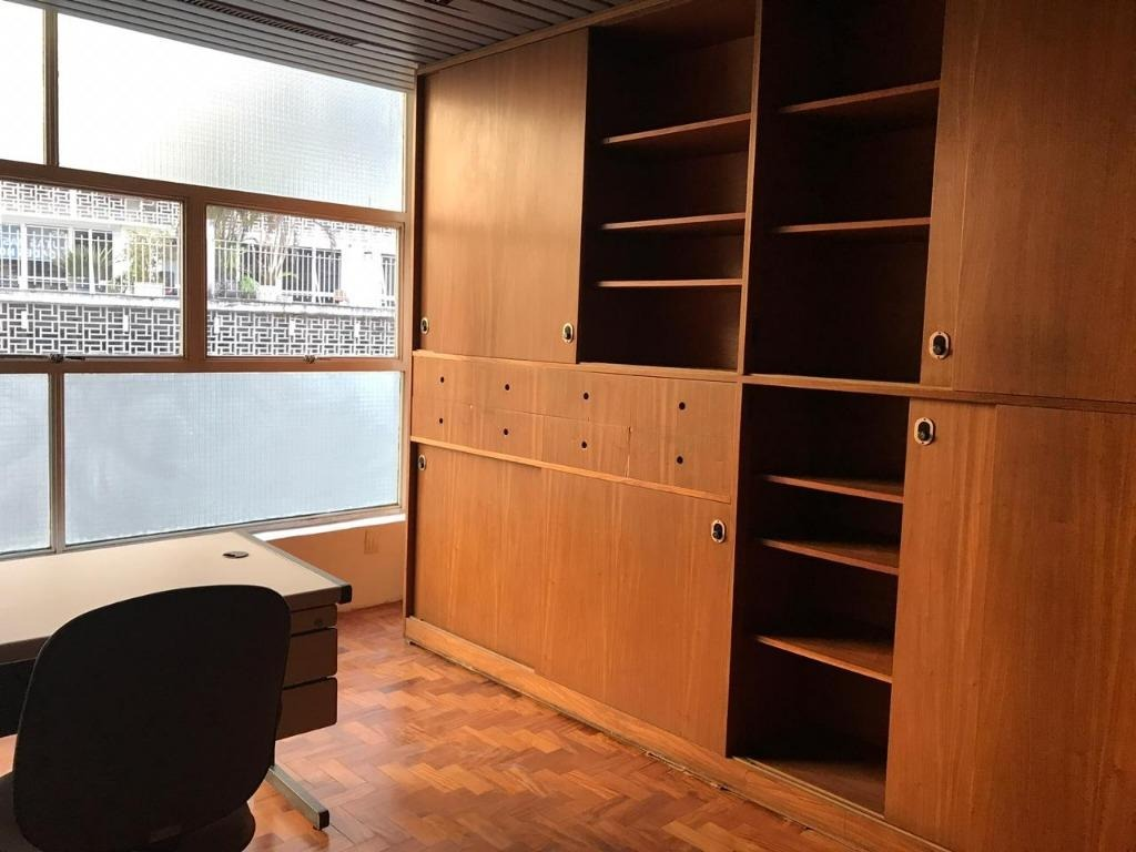 sala pra alugar, 220 m² - república - são paulo/sp - sa0168