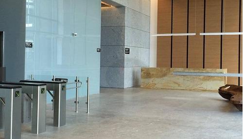 sala pronta para uso, no melhor prédio comercial da cidade! condomínio parque da cidade, chácara santo antônio, são paulo sp - sa0337
