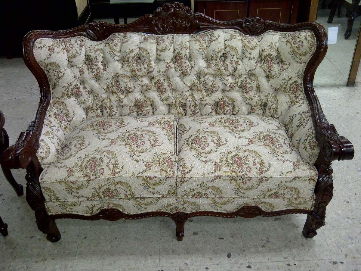 Sala provenzal torsal en cedro tallada a mano muebles for Mueble provenzal frances