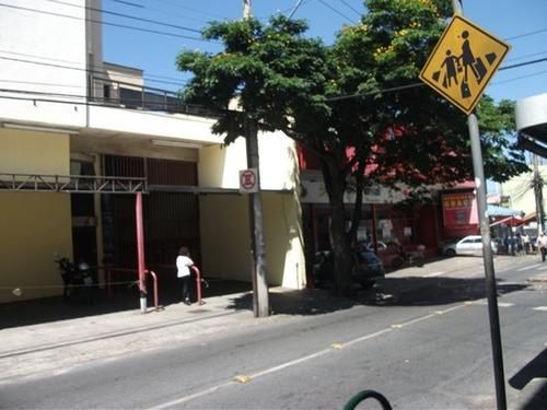 sala rua haia bairro sta. cruz industrial, área livre 15 m², 01  banheiro, 01 vaga de estacionamento. - 1254