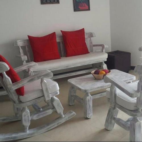 sala rustica sofía economica