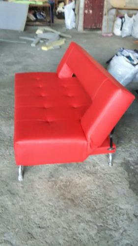 sala semicuero mueble, sofa