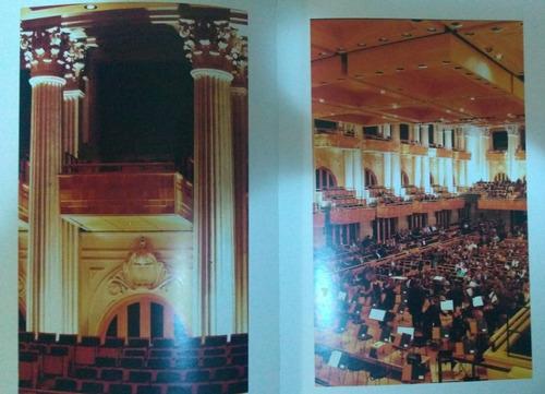 sala são paulo - a arquitetura da música