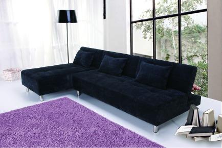 sala esquina c sofa cama queen sillon env o gratis