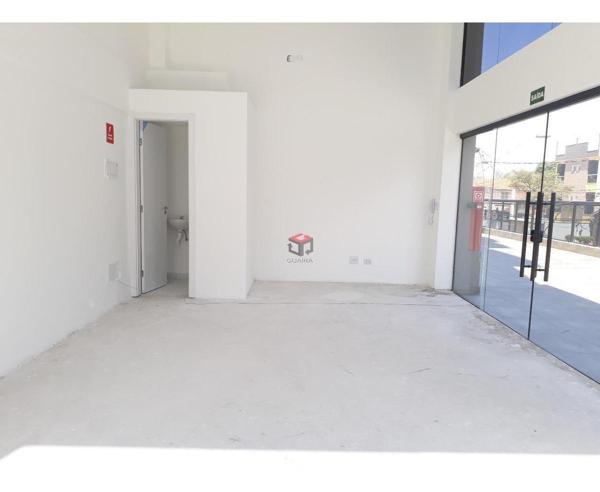 sala à venda, 1 vaga, assunção - santo andré/sp - 81147