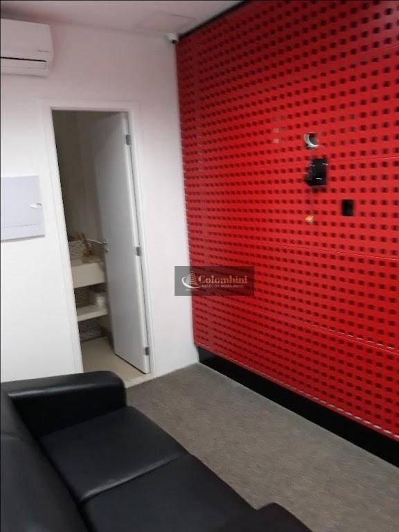 sala à venda, 108 m² por r$ 870.000,00 - cerâmica - são caetano do sul/sp - sa0197