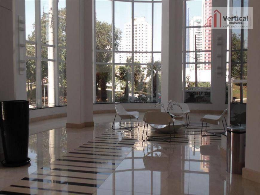 sala à venda, 110 m² por r$ 1.100.000,00 - jardim anália franco - são paulo/sp - sa0495