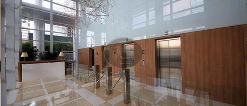 sala à venda, 119 m² por r$ 2.498.000 - itaim bibi - são paulo/sp - sa0190