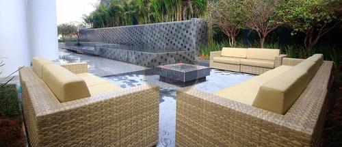 sala à venda, 119 m² por r$ 2.498.000,00 - itaim bibi - são paulo/sp - sa0190