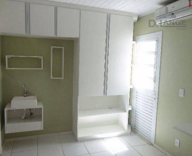 sala à venda, 21 m² por r$ 220.000 - cambuí - campinas/sp - sa1623