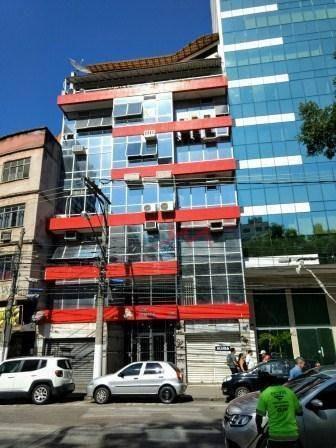 sala à venda, 25 m² por r$ 75.000,00 - centro - niterói/rj - sa0002