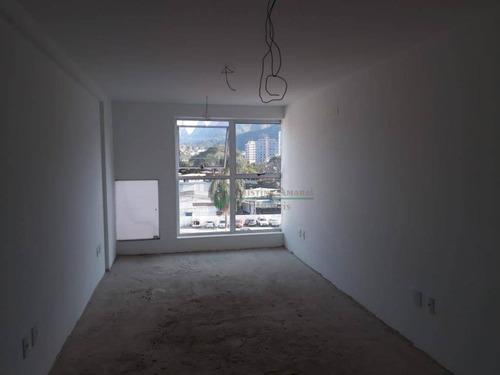 sala à venda, 26 m² - várzea - teresópolis/rj - sa0015 - sa0015