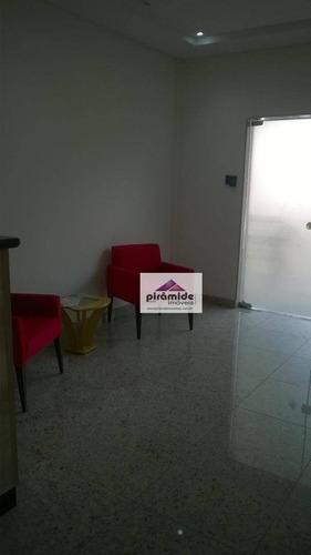 sala à venda, 27 m² por r$ 170.000,00 - jardim esplanada - são josé dos campos/sp - sa0410