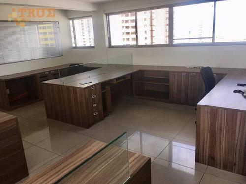 sala à venda, 275 m² por r$ 1.900.000,00 - madalena - recife/pe - sa0169