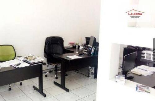 sala à venda, 28 m² por r$ 160.000,00 - vila osasco - osasco/sp - sa0076