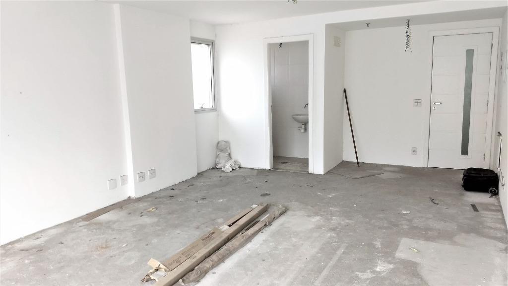 sala à venda, 28 m² por r$ 369.000 - icaraí - niterói/rj - sa0122