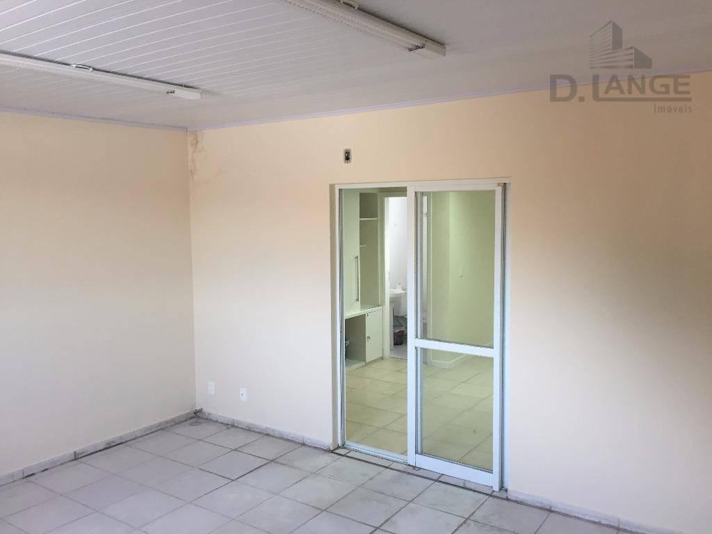 sala à venda, 30 m² por r$ 220.000 - cambuí - campinas/sp - sa1638