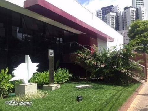 sala à venda, 31 m² - casa amarela - recife/pe - sa0064