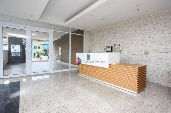 sala à venda, 32 m² por r$ 190.000 - penha - são paulo/sp - sa0077