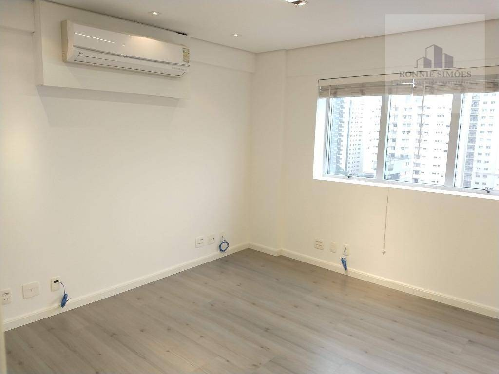 sala à venda, 32 m² por r$ 330.000 - moema - são paulo/sp - sa0246