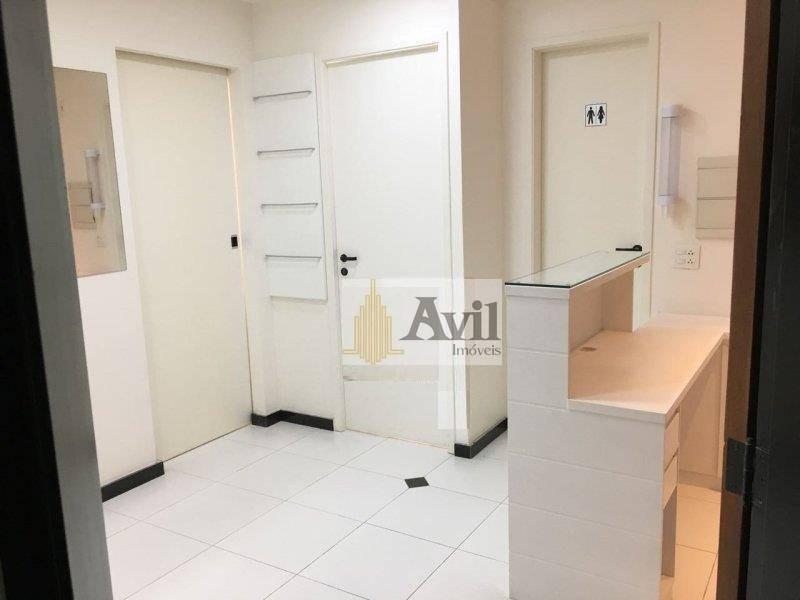 sala à venda, 32 m² por r$ 350.000 - tatuapé - são paulo/sp - sa0031