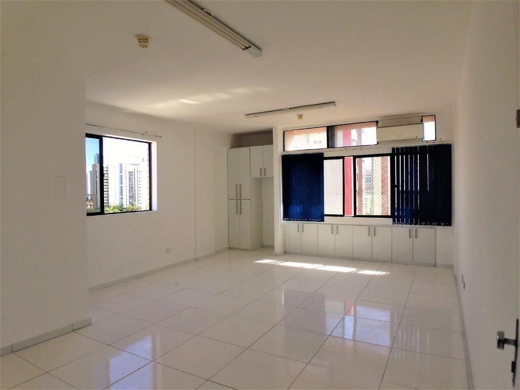 sala à venda, 33 m² por r$ 170.000  e  aluguel por r$ 1.500,00/mês com taxas  boa viagem - recife/pe - sa0262