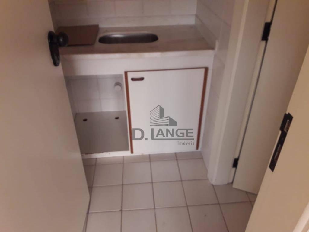 sala à venda, 33 m² por r$ 189.000 - cambuí - campinas/sp - sa1820