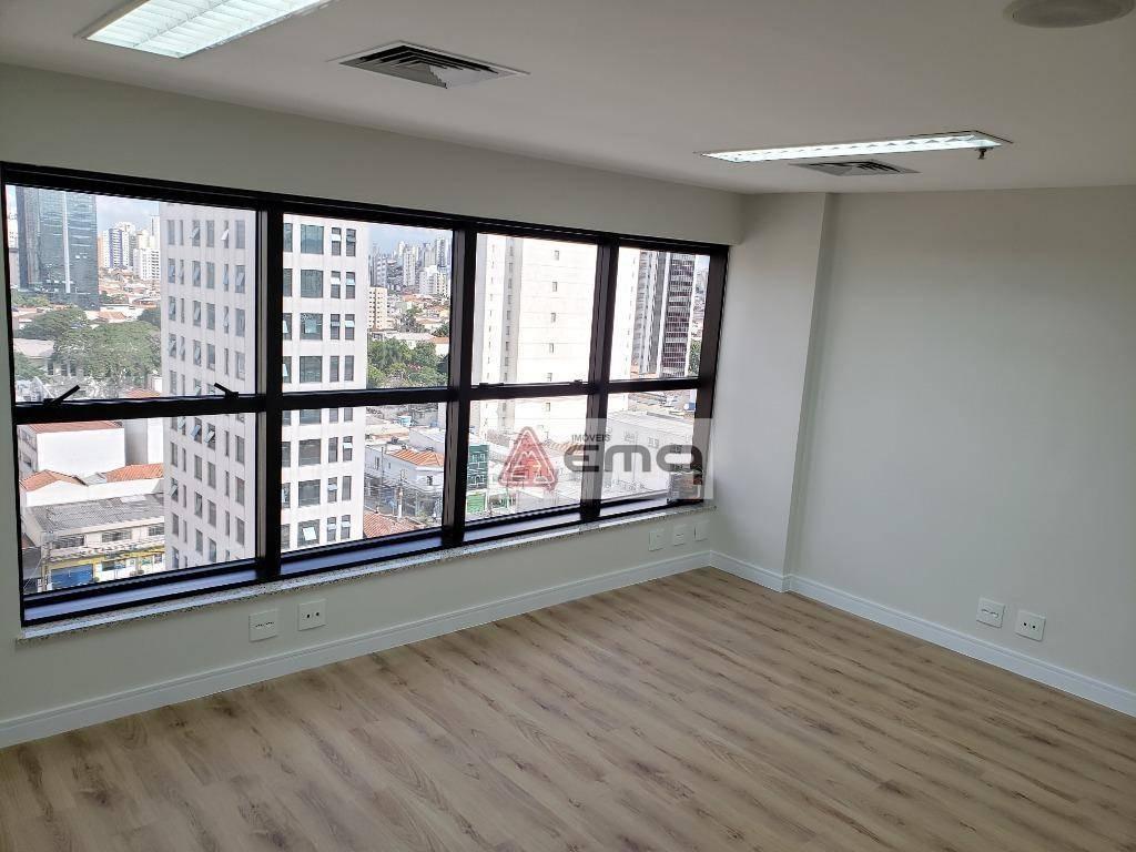 sala à venda, 33 m² por r$ 315.000 - tatuapé - são paulo/sp - sa0040