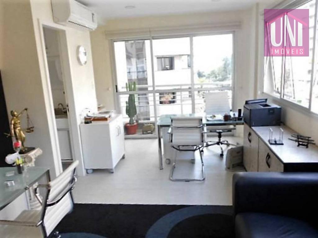 sala à venda, 33 m² por r$ 370.000,00 - aclimação - são paulo/sp - sa0008