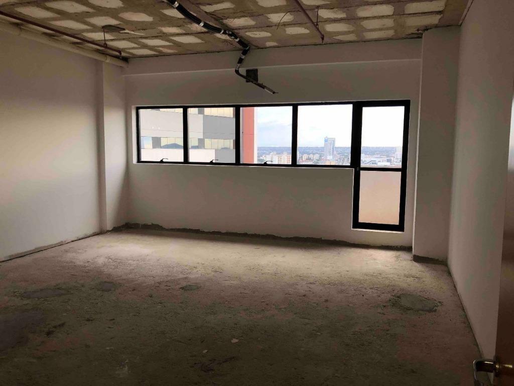sala à venda, 35 m² por r$ 150.000 - vila brasília complemento - aparecida de goiânia/go - sa0241