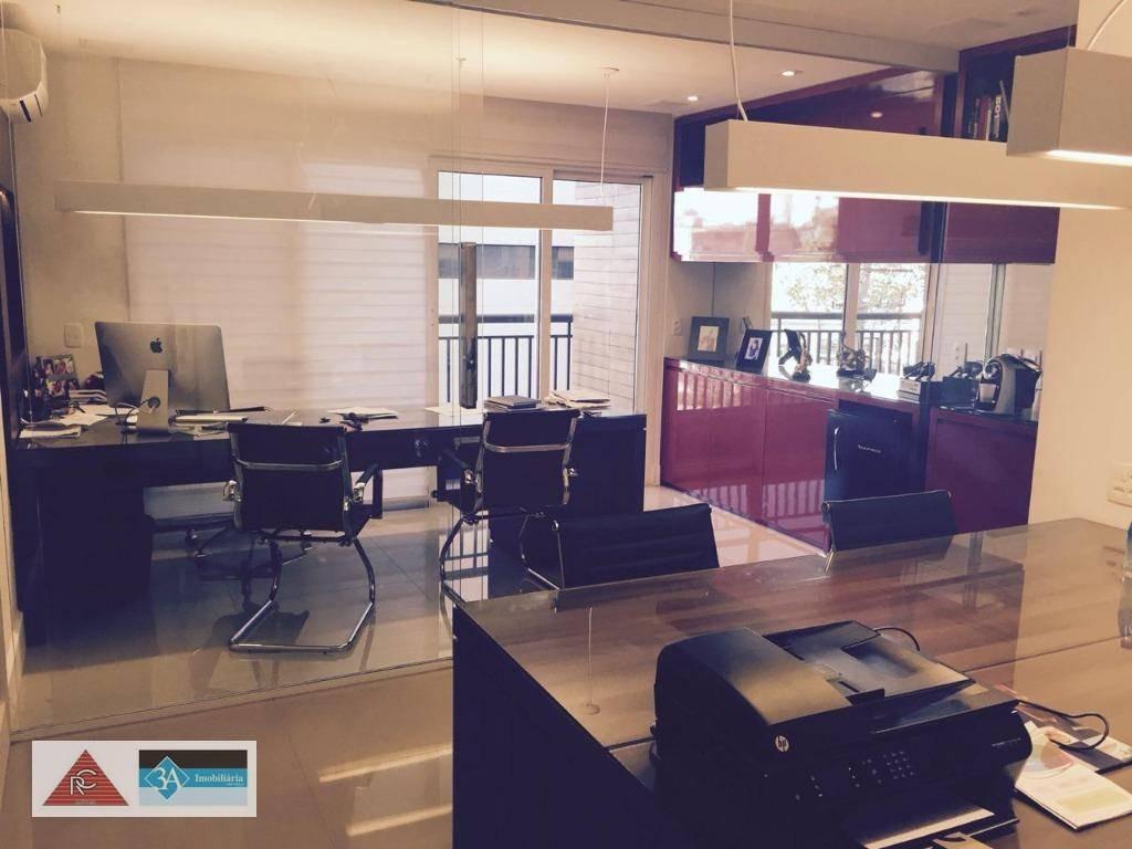 sala à venda, 35 m² por r$ 380.000 - tatuapé - são paulo/sp - sa0561