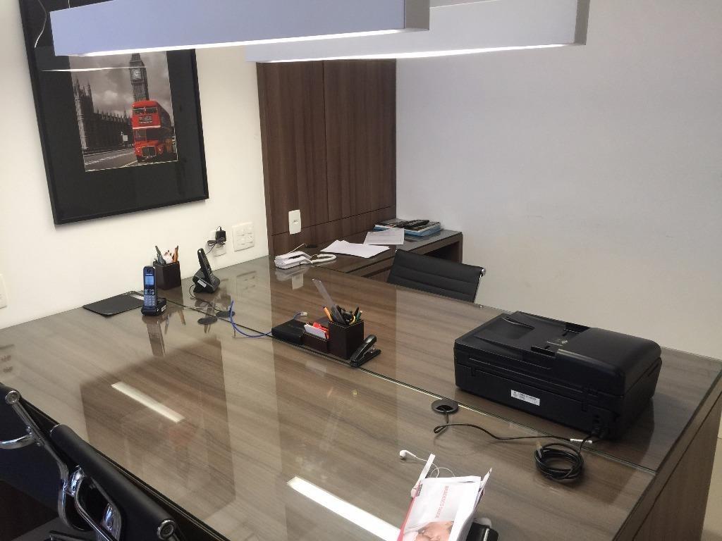 sala à venda, 35 m² por r$ 390.000,00 - tatuapé - são paulo/sp - sa0412