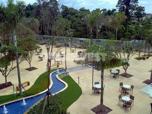 sala à venda, 37 m² por granja viana  the square open mall - cotia/sp - sa0793