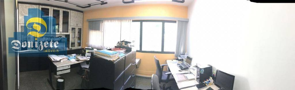 sala à venda, 37 m² por r$ 200.000,00 - vila guiomar - santo andré/sp - sa0513