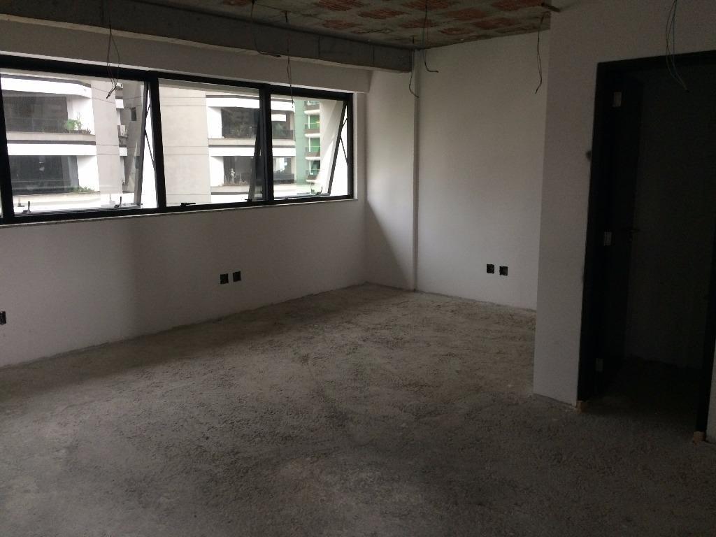 sala à venda, 37 m² por r$ 350.000,00 - jardim blumenau - blumenau/sc - sa0270